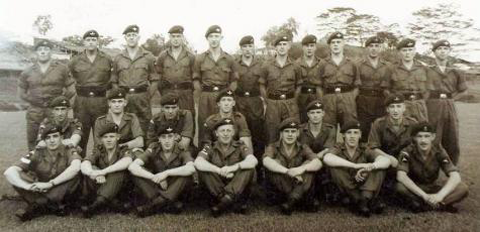 6 Platoon, B Company, The Second Battalion The Parachute Regiment