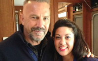Kevin Costner's Message to the British Armed Forces